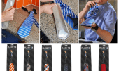 Help Dad Make It Through Father's Day With a Necktie Flask