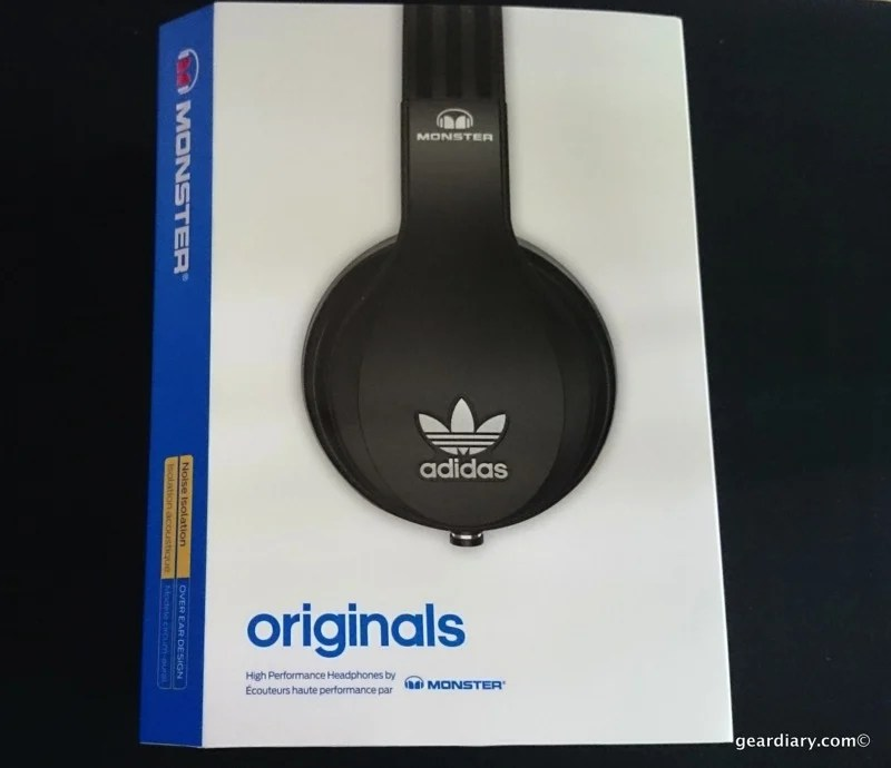 Adidas Originals by Monster Over-Ear Headphones Give Sound to Your Workout