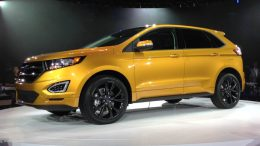 Global Debut of the 2015 Ford Edge: Go Further with Ford Part One