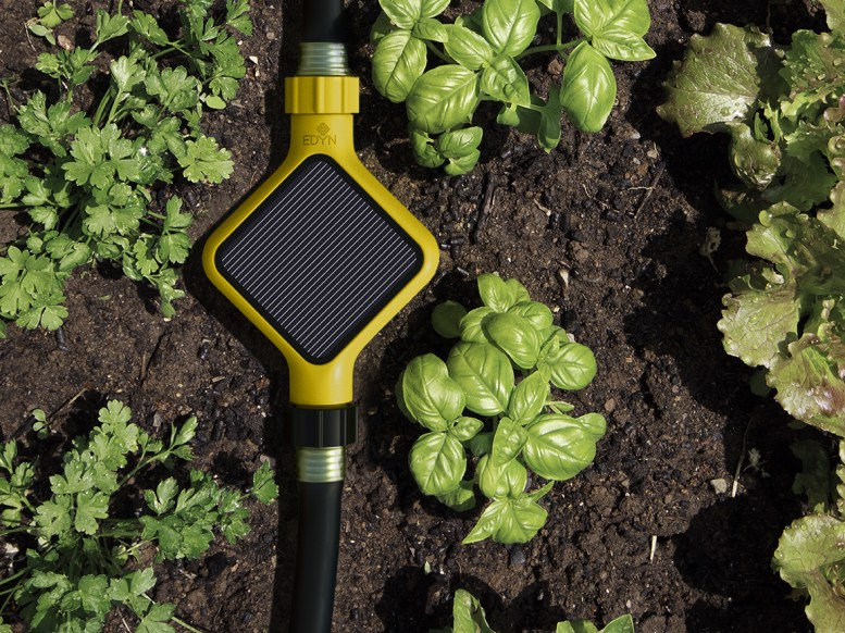 Edyn Smart Garden Launches Kickstarter Campaign