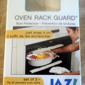 Jaz Innovations Oven Rack Guards Review: Stop Burning Your Wrists!