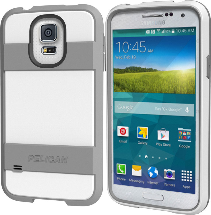 Pelican Announces its ProGear Voyager Rugged Case for Samsung Galaxy S5
