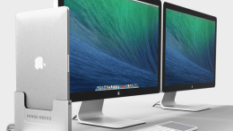 Henge Docks Readying Vertical Docking Station for MacBook Pro Retina