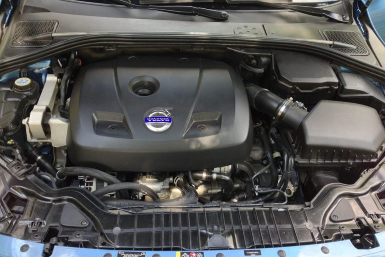 GearDiary 2015 Volvo V60 T5 Drive-E Sport Wagon