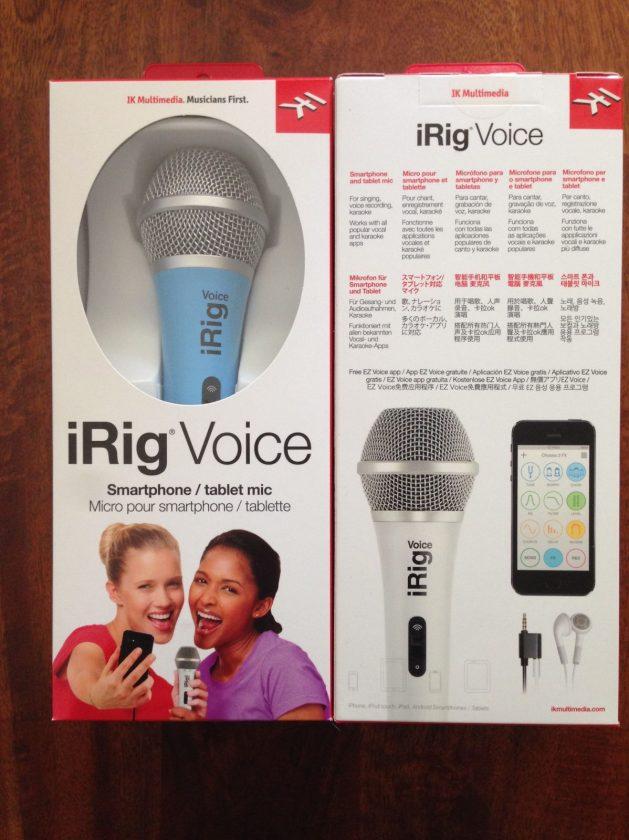 iRig Voice2