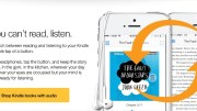 Amazon's Whispersync for Voice Upgrades eBooks to Audiobooks