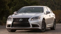 2014 Lexus LS 460 Shows Germans It Can Be a Good Sport