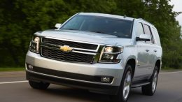 GearDiary 2015 Chevrolet Tahoe is Bowtie's Best Yet