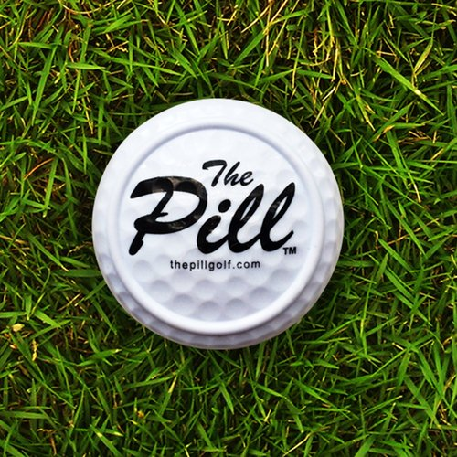 The Pill Might Just Cure What Ails Your Golf Game