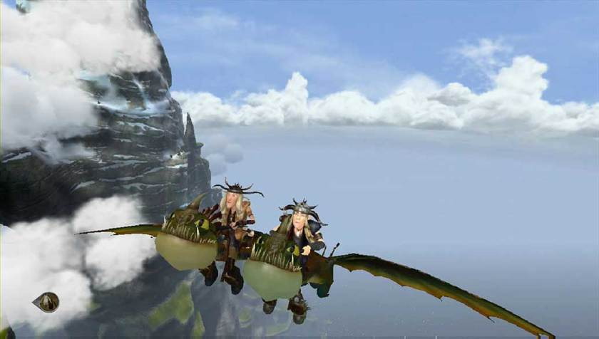 'How to Train Your Dragon 2' the Video Game Review on Wii U