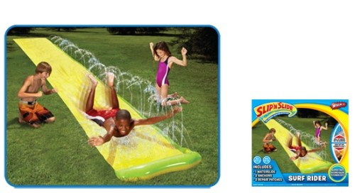 NOT Your Childhood Slip n Slide