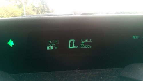 100,000 Miles of Memories in My Prius