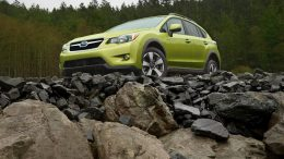 2014 Subaru XV Crosstrek Hybrid is a Subie First
