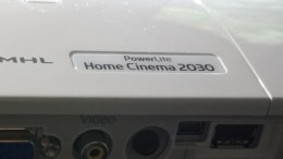 """""""Theater To Go"""", Thanks to the Epson PowerLite Home Cinema 2030 - Part One"""