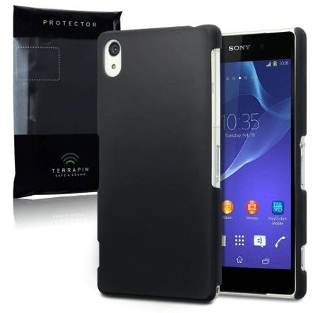 Terrapin Hybrid Rubberized Sony Xperia Z2 case