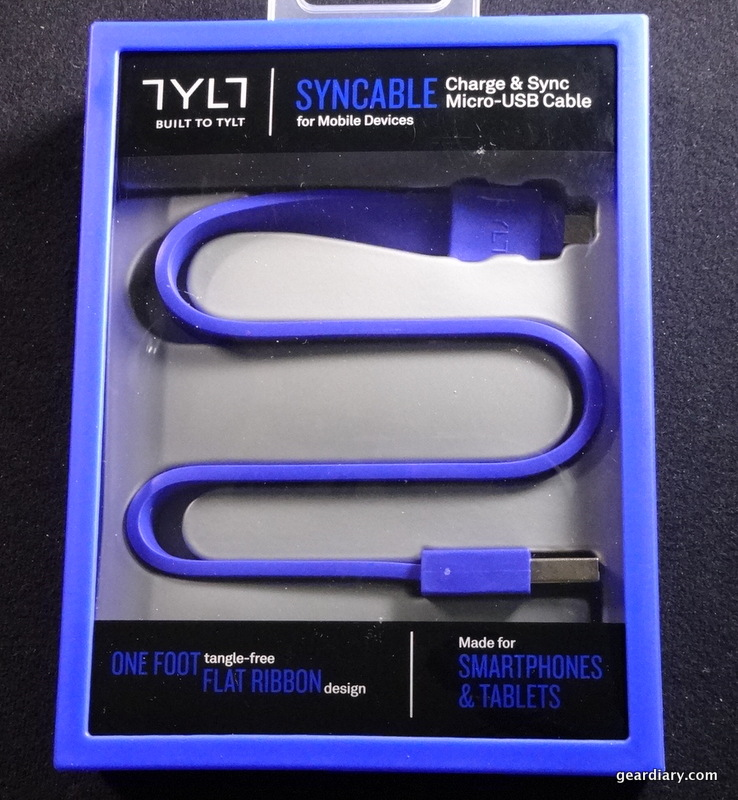 TYLT Syncable Charge and Sync Cable