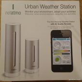 Netatmo Weather Station: Keeping an Eye on Your Comfort