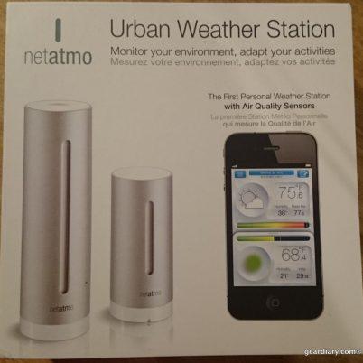 Gear Diary Netatmo Weather Station and Rain Gauge.09