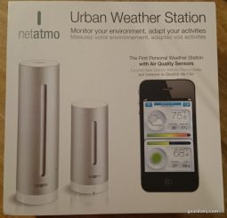 Netatmo Weather Station: Keeping an Eye on Your Comfort  Netatmo Weather Station: Keeping an Eye on Your Comfort