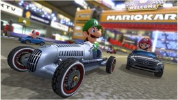 "GearDiary Gear Up for the ""Mercedes Cup"" Mario Kart 8 Tournament"