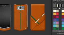 GearDiary Here's Your Chance to Design Your Own Vertu Monogram Constellation