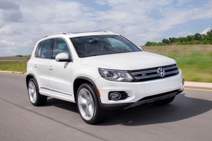 2014 Volkswagen Tiguan/Images courtesy VW