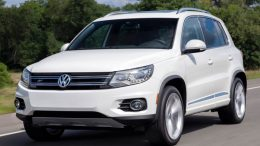 2014 Volkswagen Tiguan is the GTI of Cute Utes