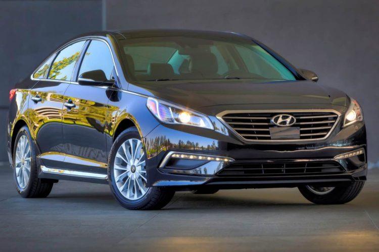 2015 Hyundai Sonata/Images courtesy Hyundai