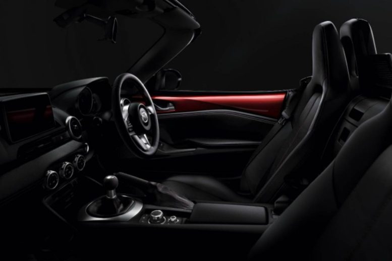 GearDiary 2016 Mazda MX-5 Miata Global Debut Is a 'View to a Kill'