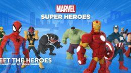 Disney Infinity 2.0 Marvel Super Heroes Sizzle in Sales