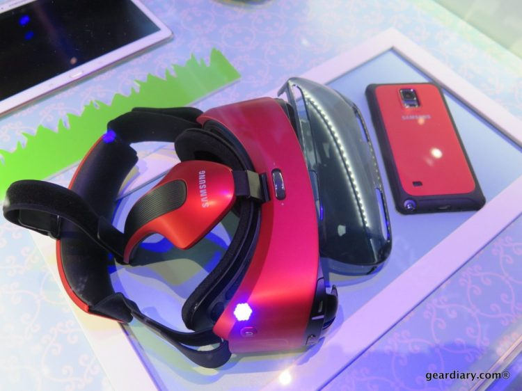 The Samsung Gear VR at IFA