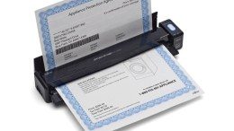 ScanSnap Announces the ScanSnap iX100 Mobile Scanner