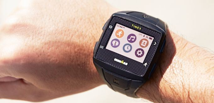 Timex Ironman One GPS+ Brings Classic Name to Smartwatch Game