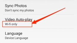 Shut Off Facebook Autoplay To Save Mobile Data