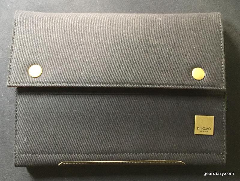 KNOMO KNOMAD Mini Portable Organizer
