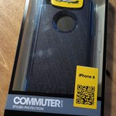 OtterBox Commuter Series for iPhone 6: Double Layers of Protection