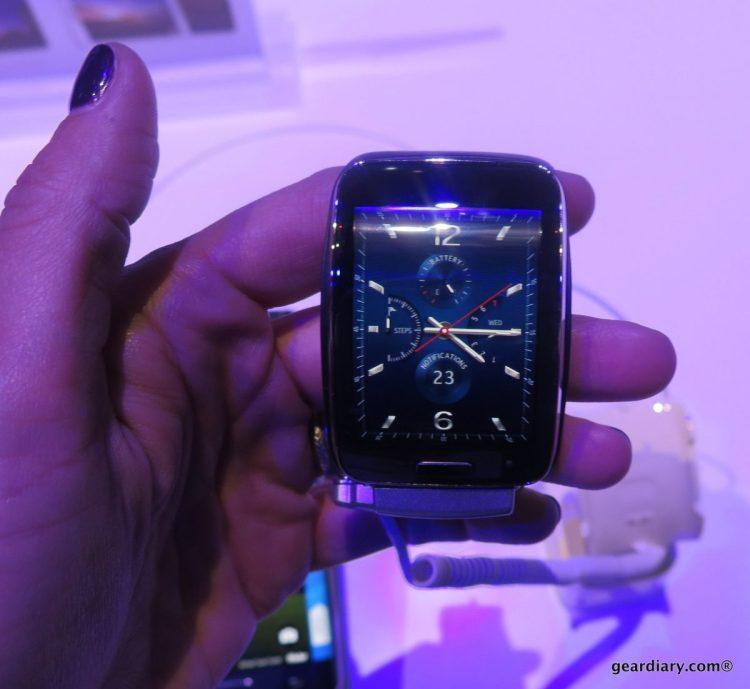 Gear Diary Samsung Gear S