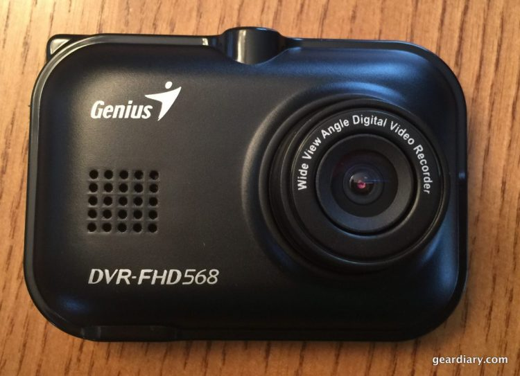 Genius DVR-FHD568 Gear Diary-001