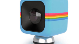 Polaroid Cube Lifestyle Action Camera Is Small in Size, Big On Action