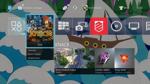 PlayStation 4 Console Update Releasing October 28
