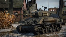 GearDiary Fury Comes in Bundles to World of Tanks Game