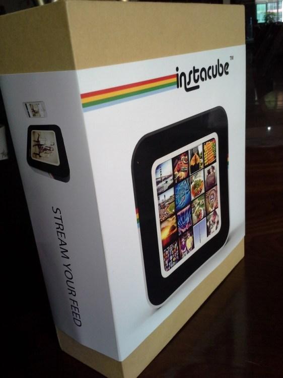 instacube box