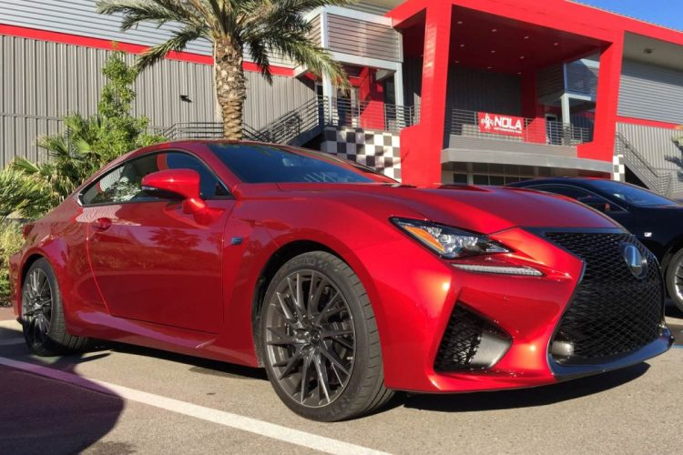AllNew Lexus RC And RC F Sport Coupes Bring It GearDiary - New sport coupes
