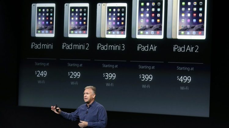 10 Worst Things from the October Apple iPad Launch