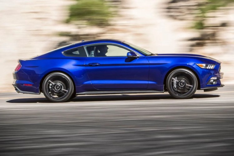 2015 Ford Mustang GT: Ride, Sally, Ride