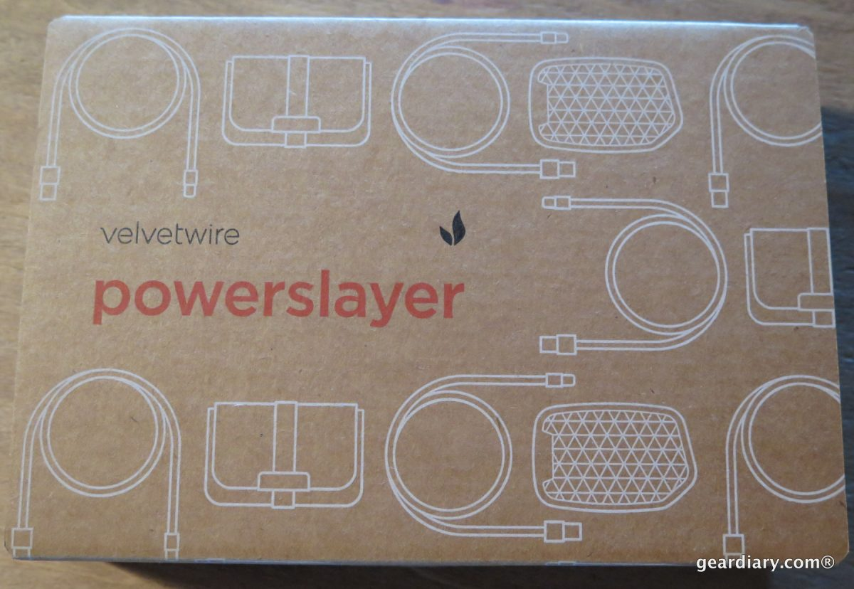GearDiary Velvetwire Powerslayer Kit Review: Beautiful and Smart Charging Solution