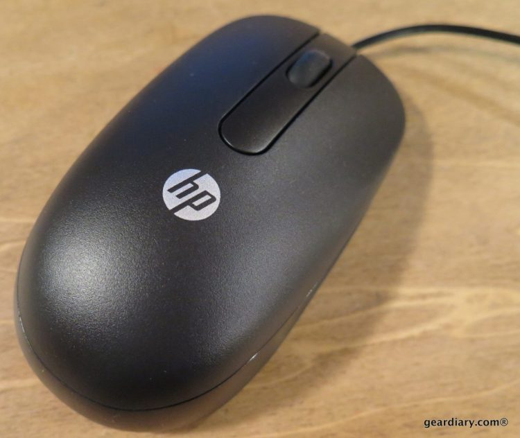 HP EliteDesk 800 G1 Desktop Mini Business PC Mouse