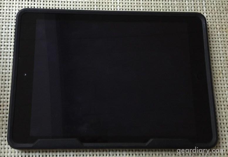 Zagg Rugged Folio Keyboard Case For The Ipad Air Geardiary