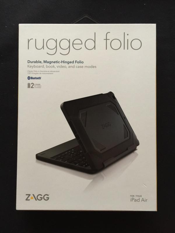 ZAGG Rugged Folio