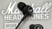 Marshall Headphones Mode Headphones Deliver In-Ear Comfort and Sound